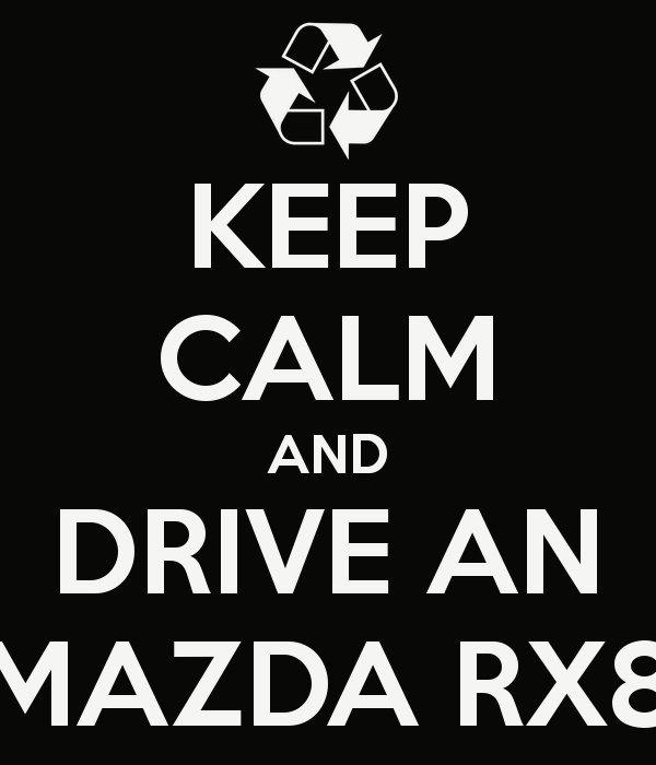 2004 Mazda RX-8 | RX-8