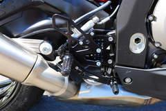 '14 BMW S1000RR - Vortex Rearsets