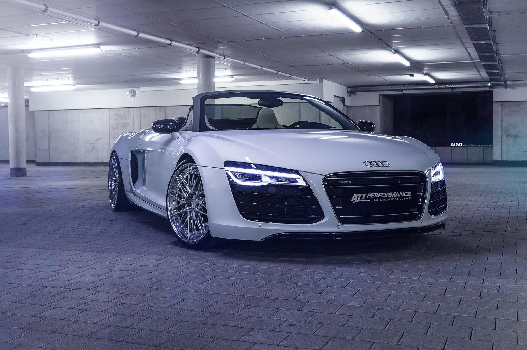 Audi R8 | Audi R8 Spyder - ADV1 ADV10 Track Spec Advanced Series Wheels