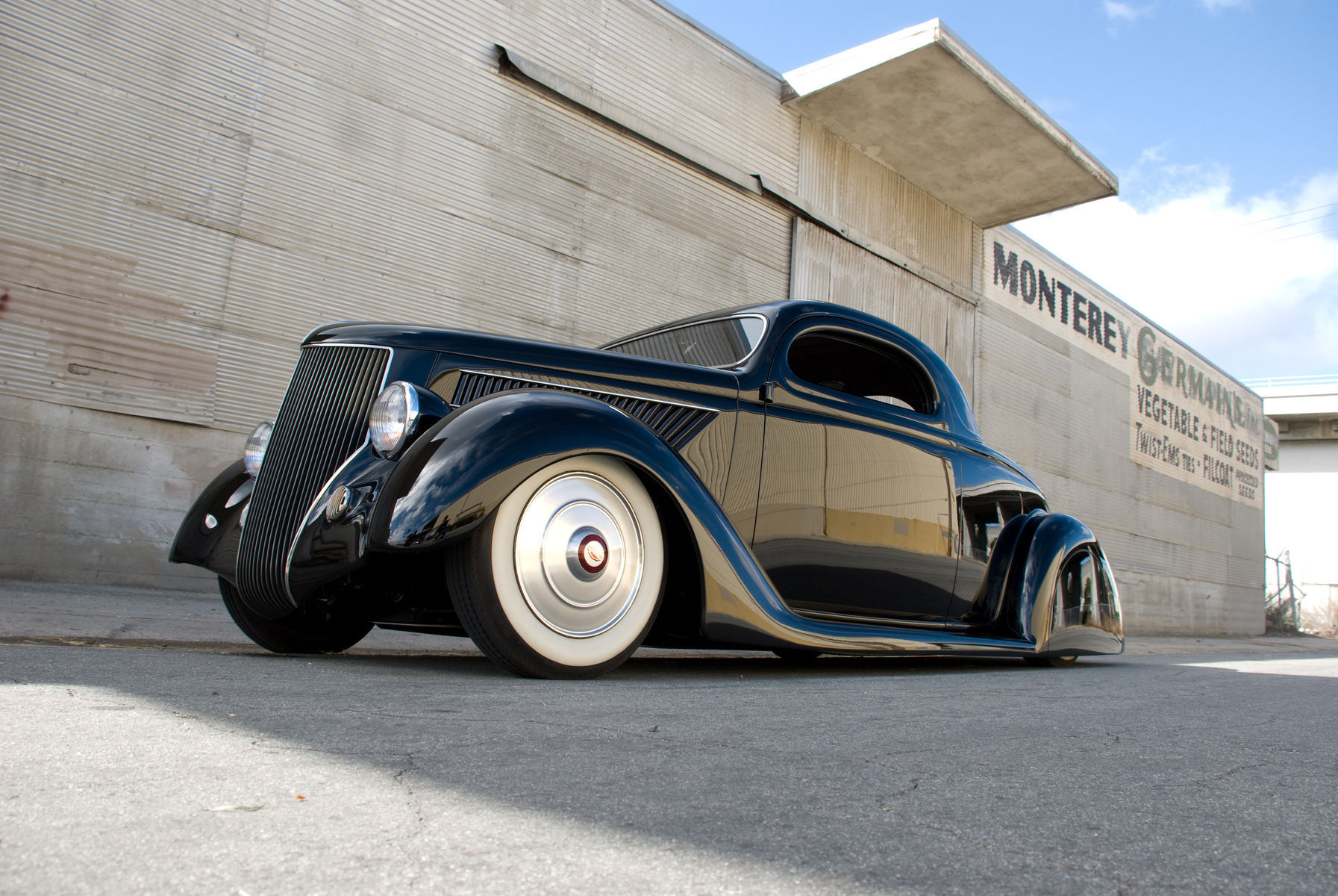 1936 Ford    Cole's 36