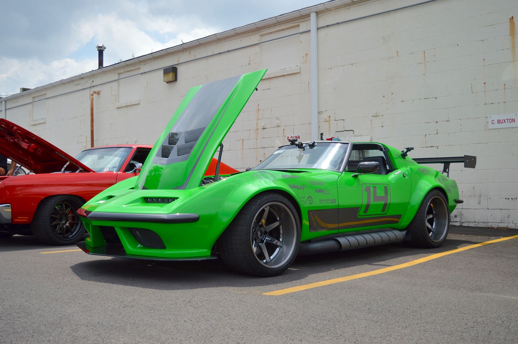 1968 Chevrolet Corvette Stingray | Bob Bertelsen's