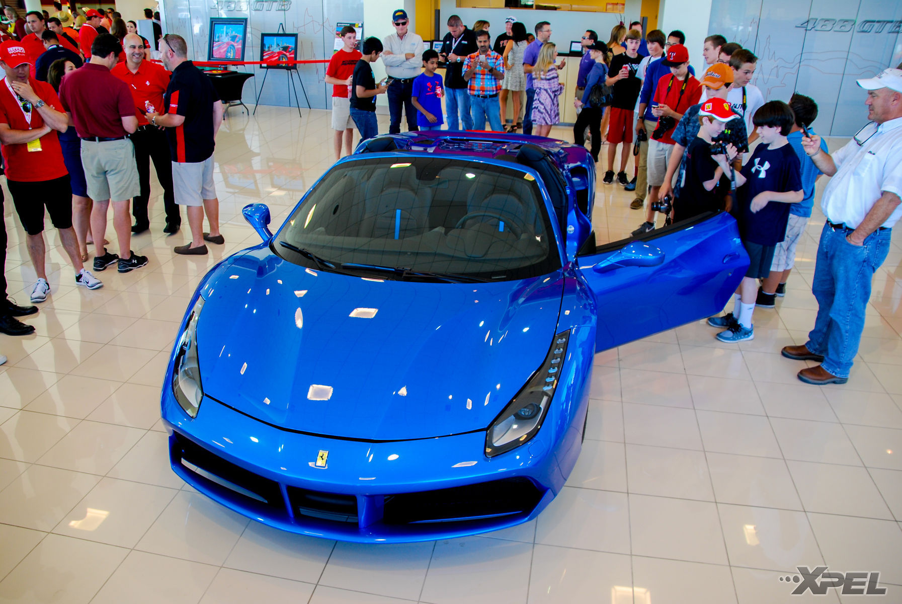 Ferrari    Ferrari Club of America DFW Meet