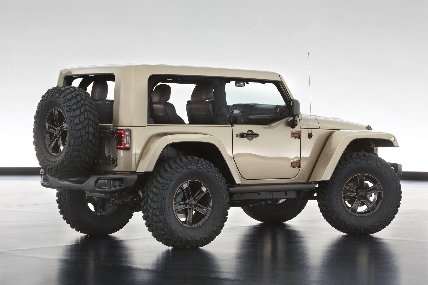 2014 Jeep Wrangler | Mopar Jeep