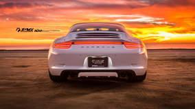Porsche 991 Targa