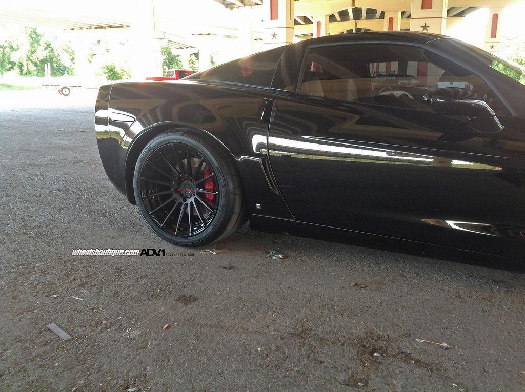 Chevrolet Corvette | Corvette Z06 on ADV15 M.V2