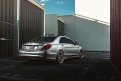 Mercedes S6 AMG Sedan