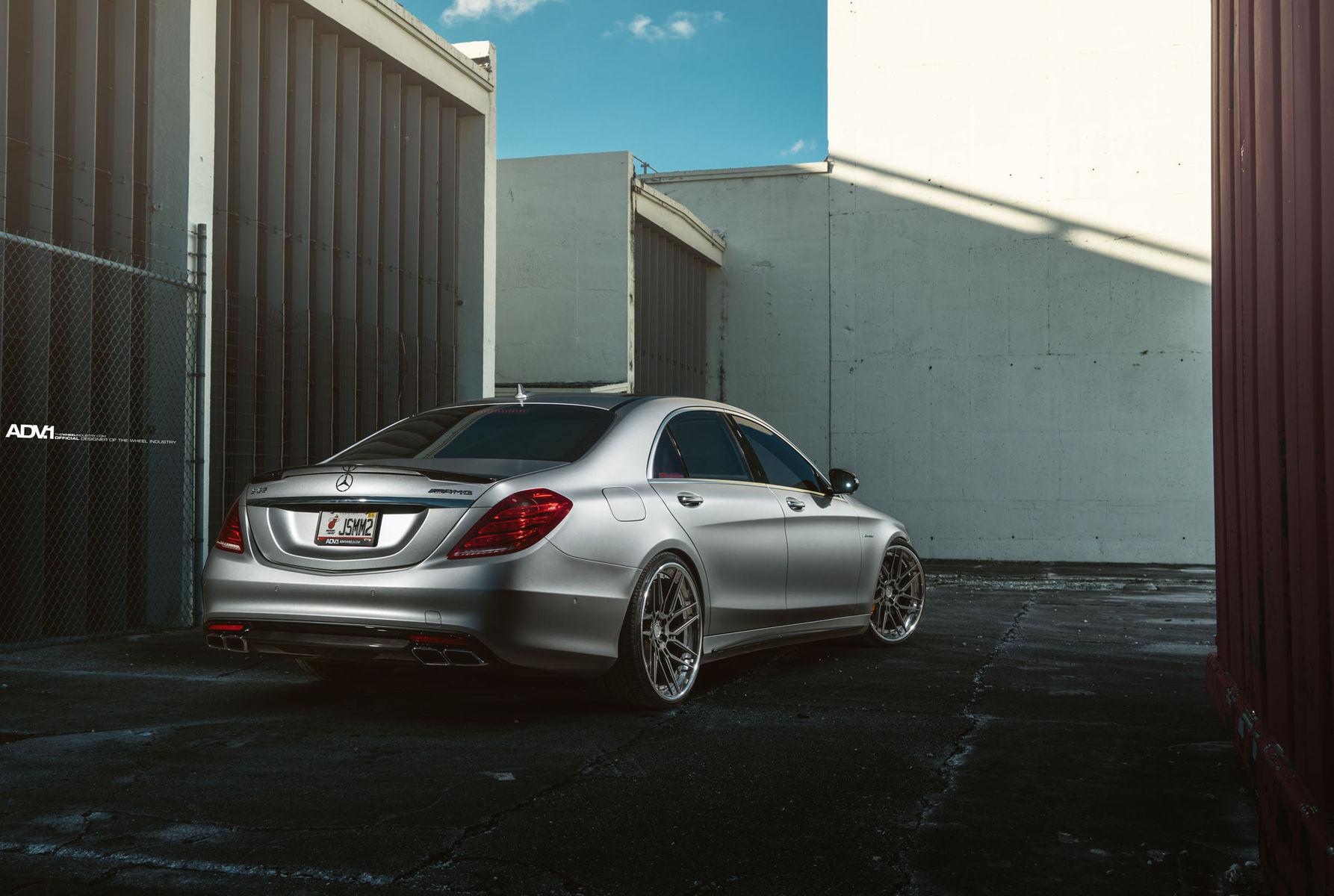 Mercedes-Benz S-Class | Mercedes S6 AMG Sedan