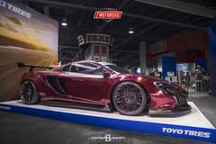 McLaren MP4-12C - Deity Motorsports and iDL Design SEMA 2016