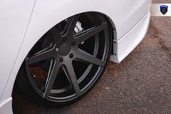 Honda Accord V6 Touring - Up Close Wheel Shot