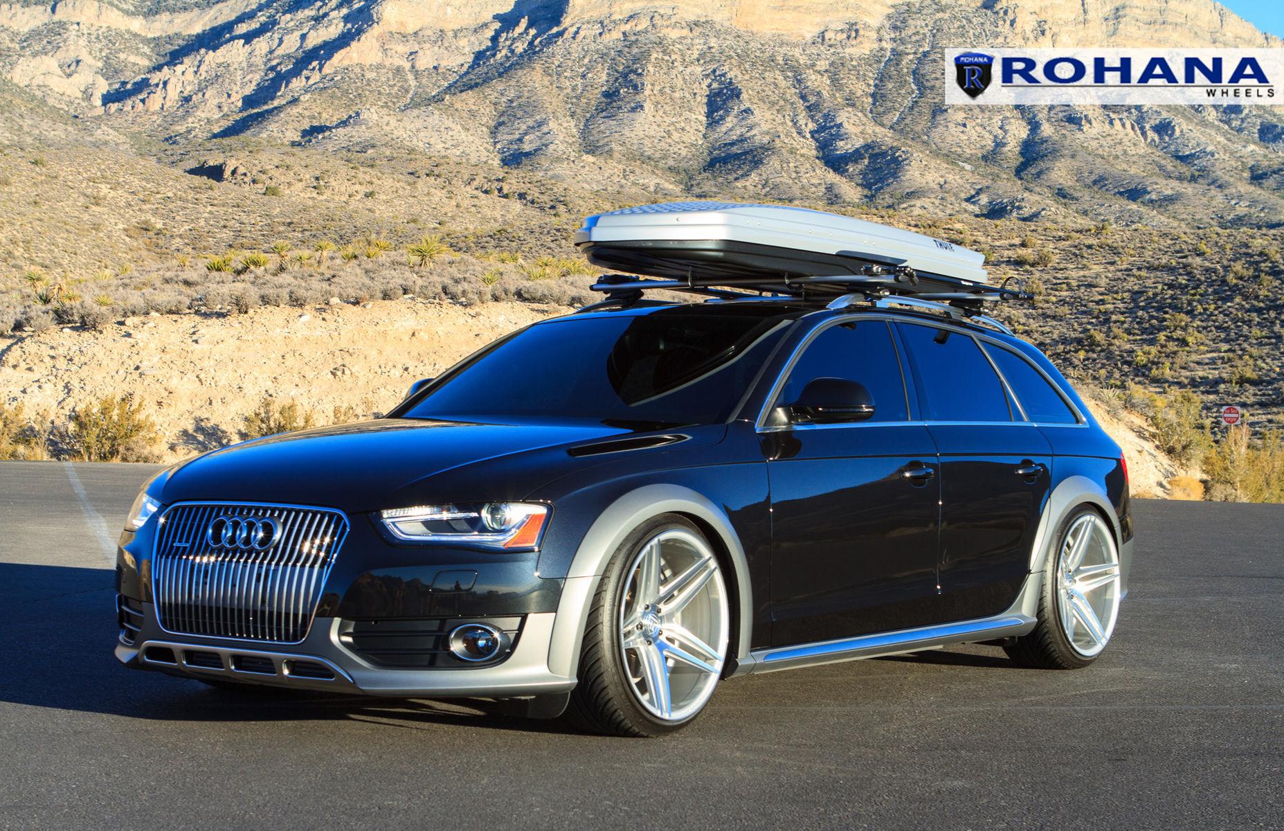 Audi allroad quattro | Audi Allroad Quatrro
