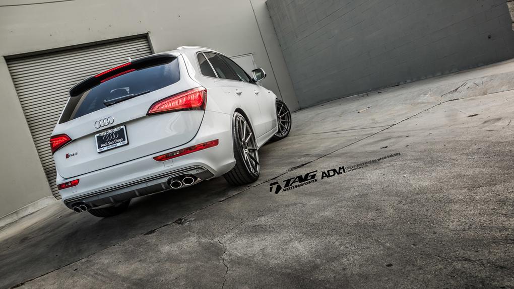 2013 Audi SQ5 | '13 Audi SQ5 on ADV.1's