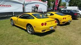 Not Red Ferraris