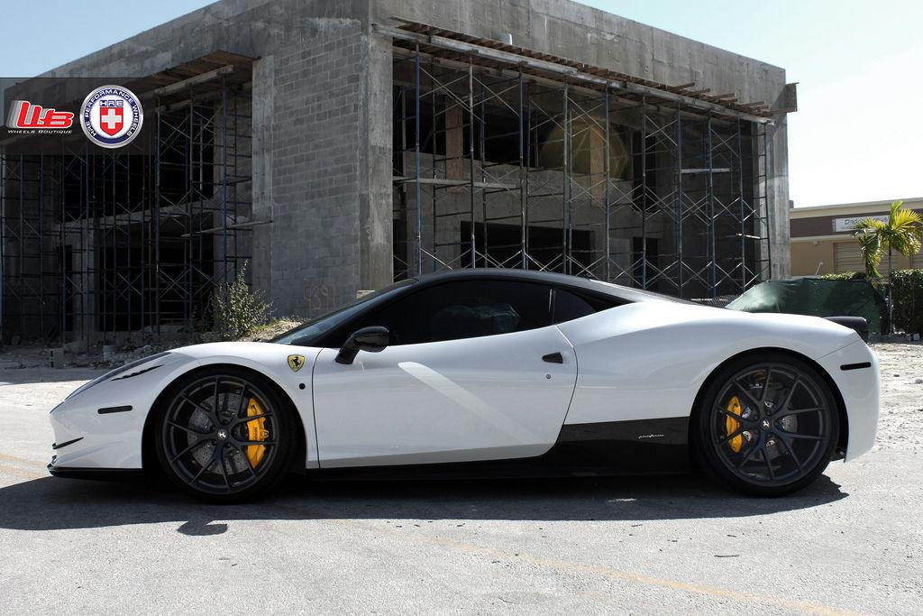 Ferrari 458 Italia | Ferrari 458 - TK - on HRE P101