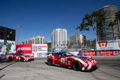 Panoz Double Podium at Grand Prix Long Beach