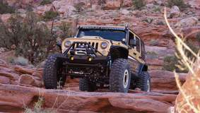 Jeeping Moab