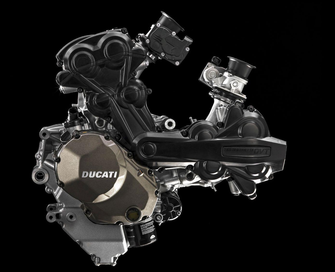 2015 Ducati Multistrada 1200 S   Multistrada 1200 S - Motor