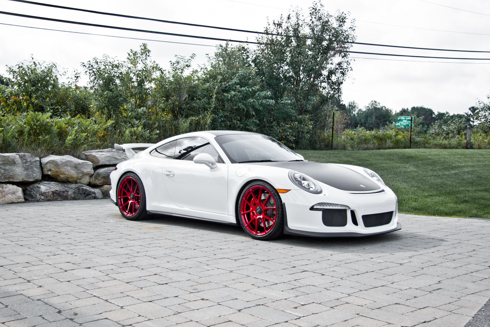 2014 Porsche 911 | MBRP 991 Porsche GT3 on Forgeline GA1R Wheels