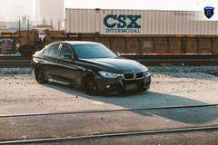 BMW 330i - 3 Series Angled Shot