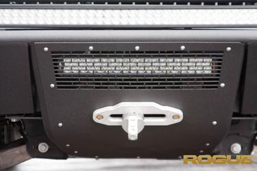 2010 Ford F-150 | The Rogue Revolver Bumper Winch