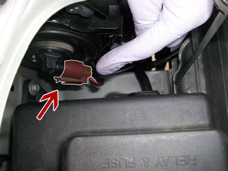 Meng Motorsports HID Kit Install - Step 1