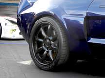 "Brett Behrens' Triton V10-Powered ""Mustang Evolution"" 1978 Ford Mustang on Grip Equipped Laguna Wheels"