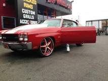 1975 Chevy Chevelle SS