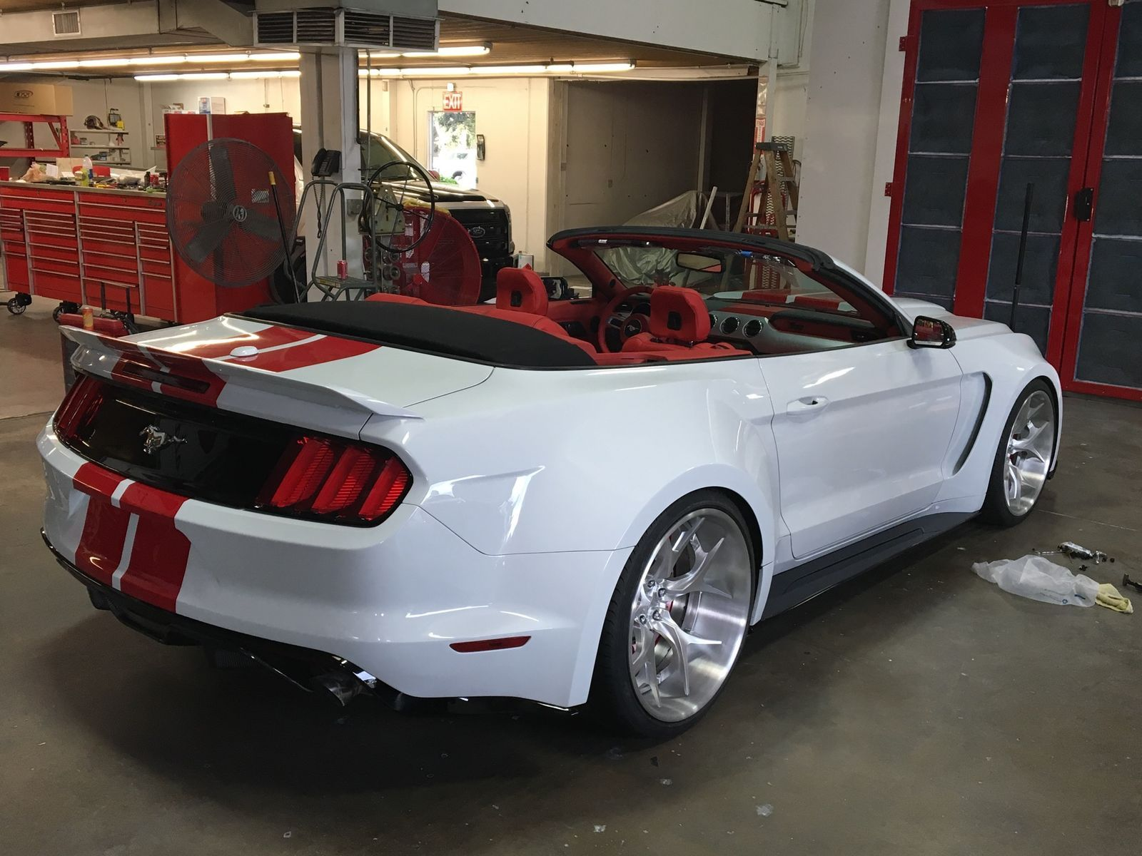 2015 Ford Mustang   2015 CGS Performance Ford Mustang