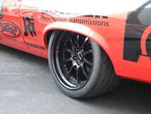 Billy Utley's 1972 Chevy Nova on Forgeline ZX3R Wheels at the 2014 SEMA Show
