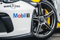 Scott Forster's Porsche 991.2 GT3 on Forgeline One Piece Forged Monoblock SC1 Wheels