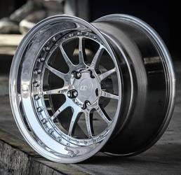CCW D110 Forged Custom 3 Piece Wheels