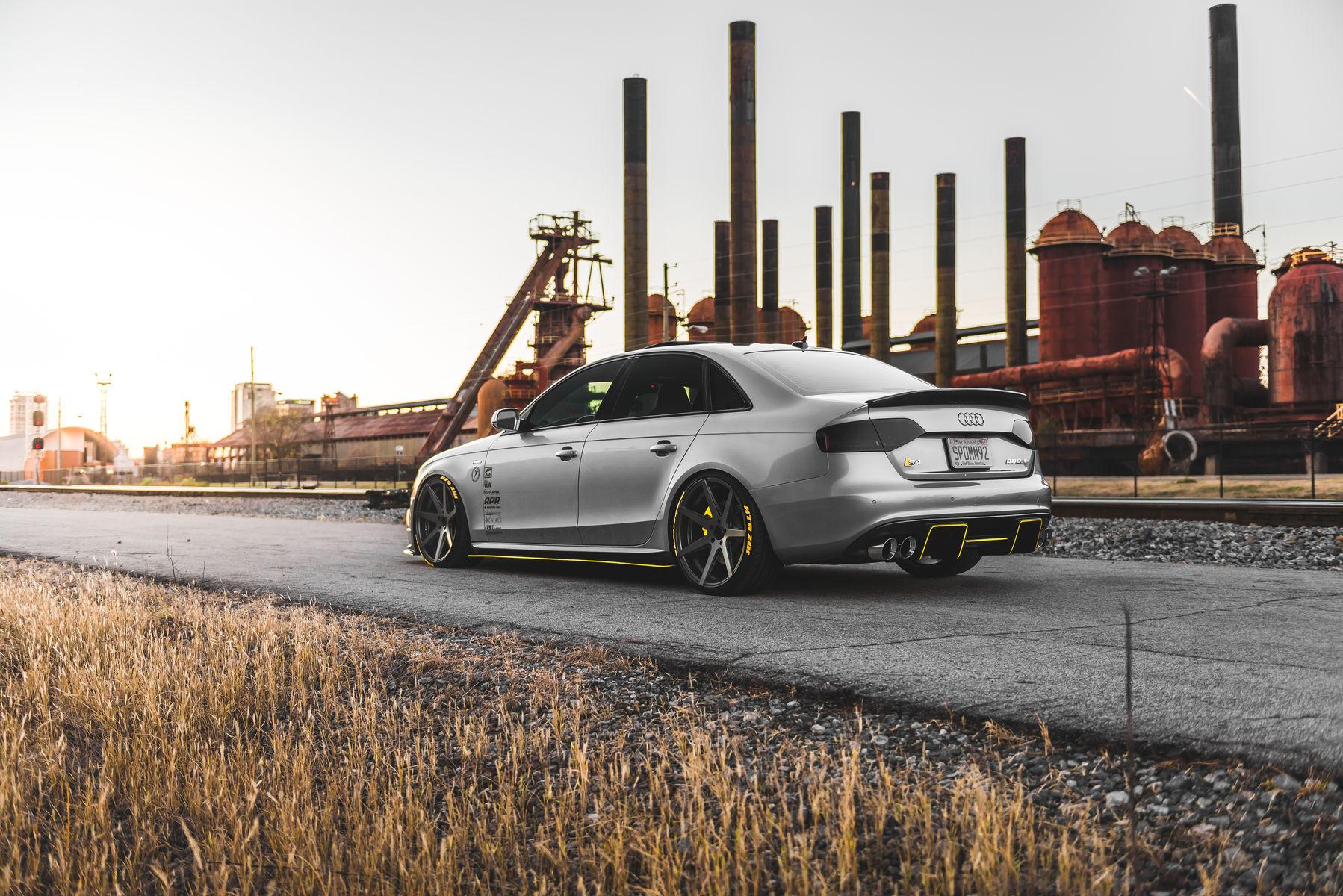 Audi S4   Audi S4