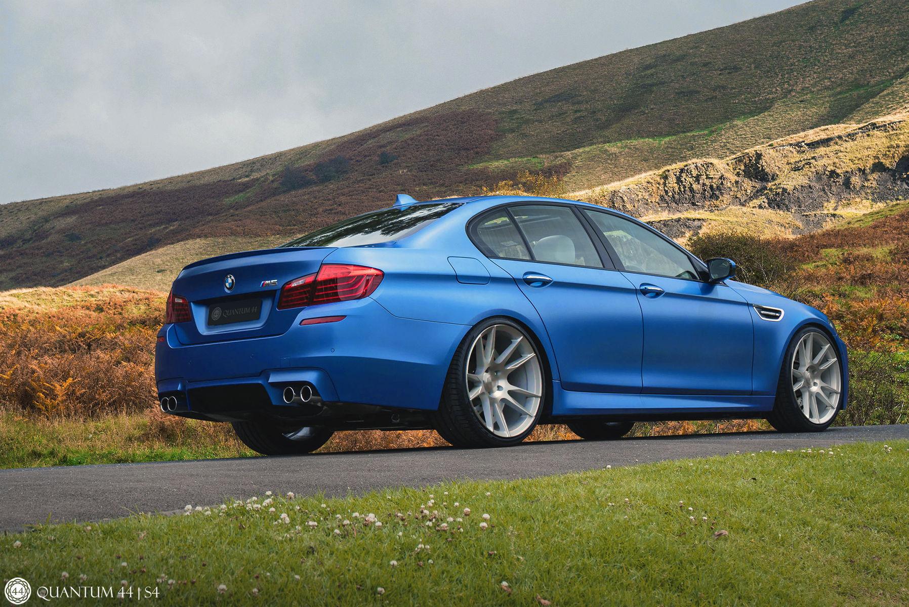 BMW M5 | Quantum44 S4 - BMW M5