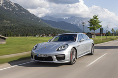 '14 Porsche Panamera Turbo S Executive Edition