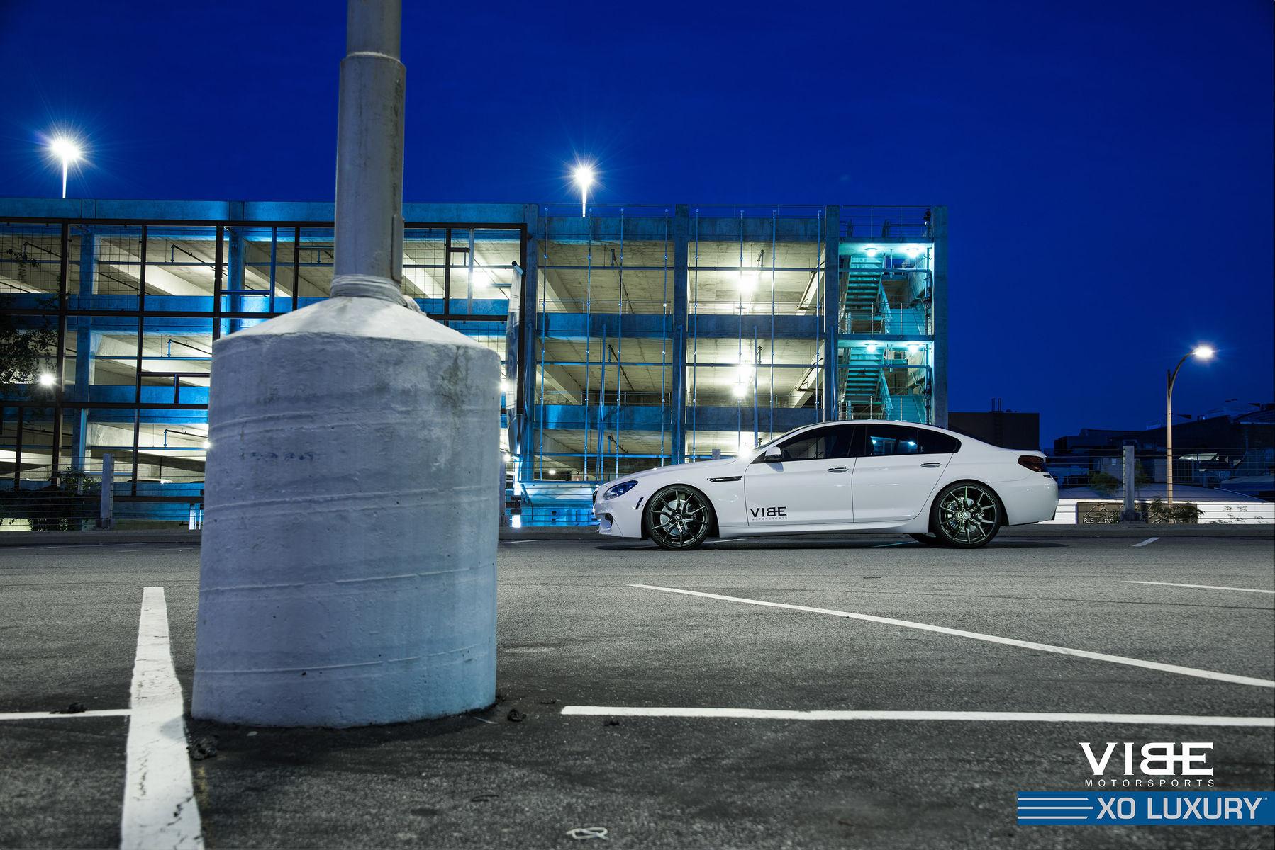 2014 BMW 6 Series Gran Coupe | '14 BMW 650li on 22's - Photo Shoot