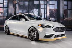 2017 Ford Fusion Sport #FordSEMA