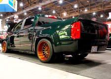 Mallett Cars' Colorado on Forgeline MS3C Wheels