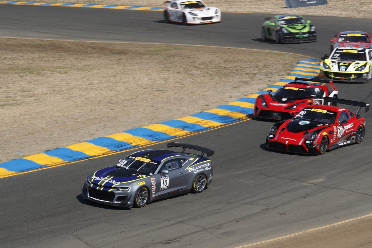 | Pirelli World Challenge Season Finale at Sonoma