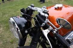 Kott Motorcycles CB750 Orange