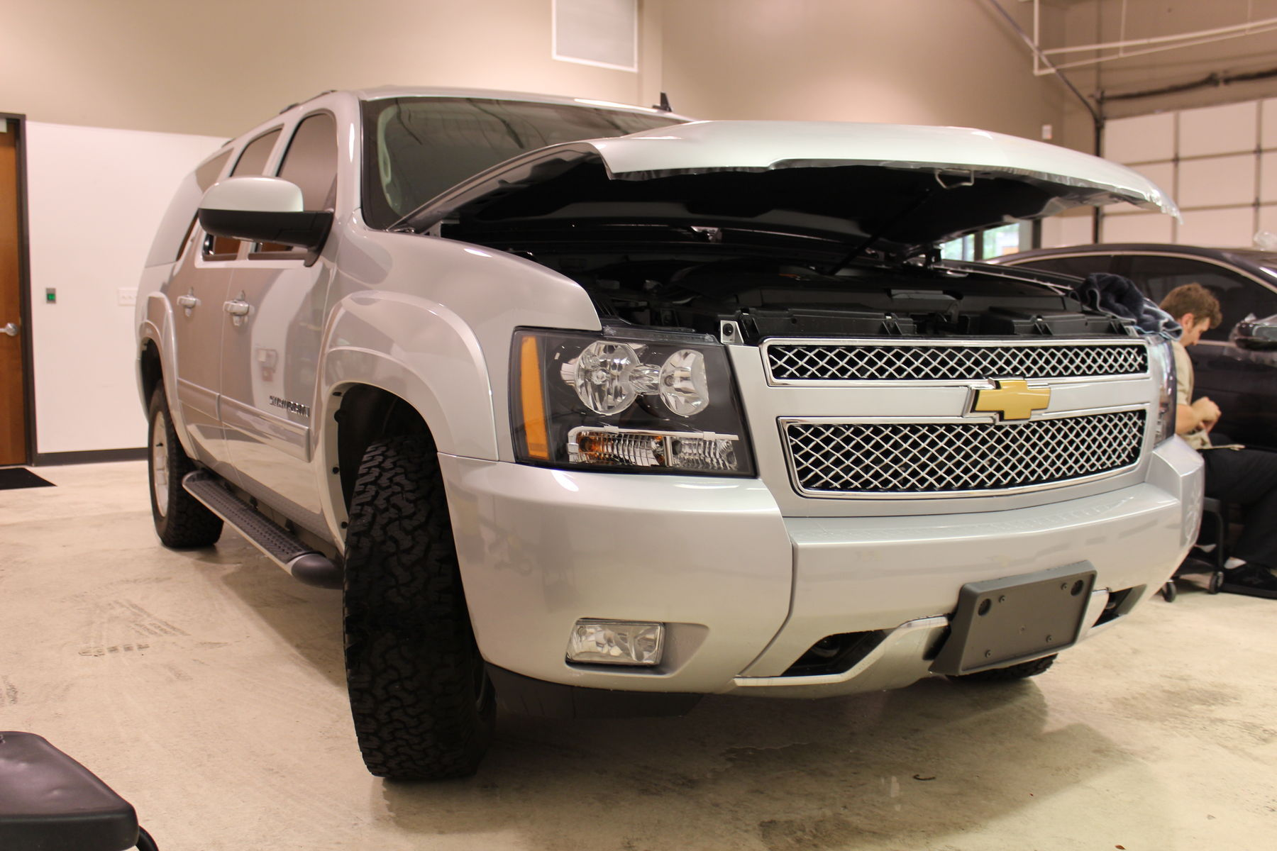 Chevrolet Suburban | Chevy Installations with XPEL ULTIMATE paint protection film