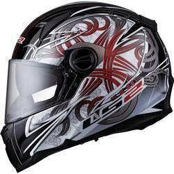LS2 Demon Helmet