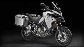 Multistrada 1200 Enduro - Silver Side