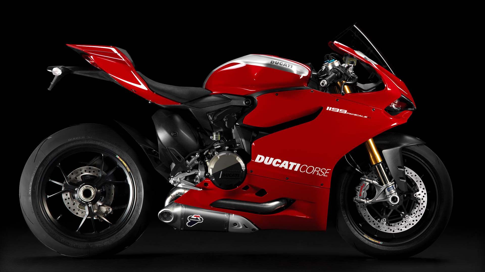 2014 Ducati  | Ducati 1199 Panigale R - Right Side