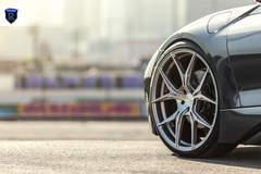 BMW i8 Charcoal - Front Left Wheel
