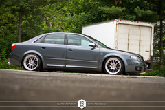 '02 Audi S4 on Klutch SL14's