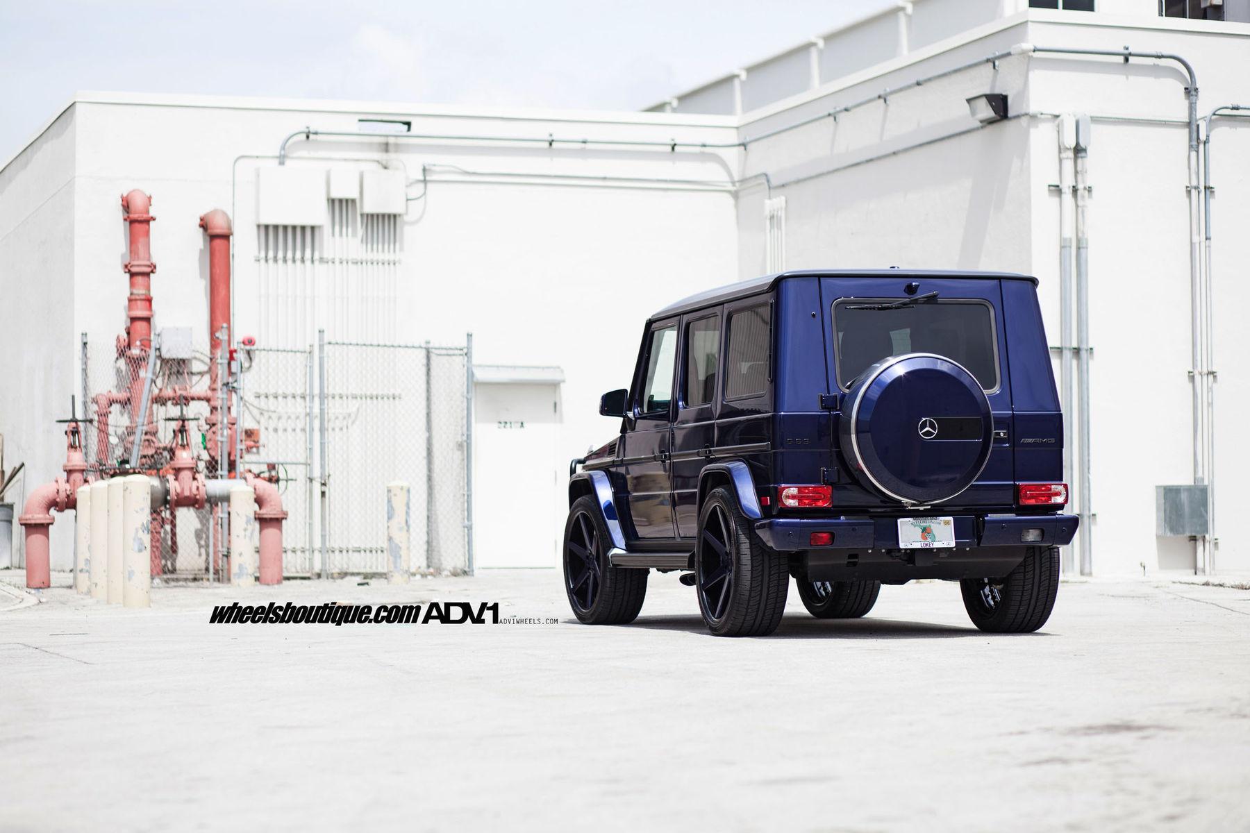 Mercedes-Benz G63 AMG | Mercedes G63 AMG