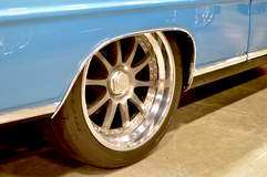 Jim & Jann Wilkins' 1967 Chevy Nova on Forgeline ZX3 Wheels