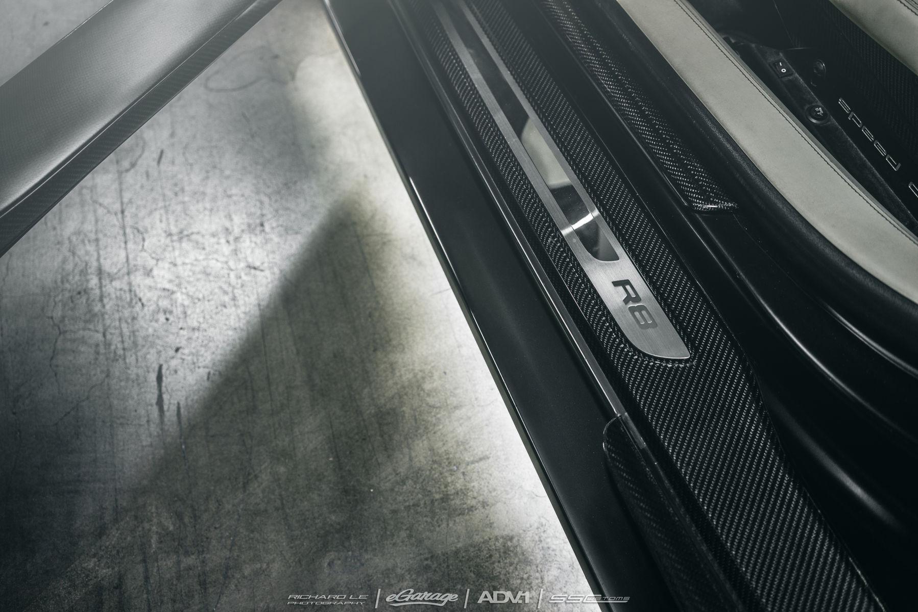 Audi R8 | PPI Razor Audi R8