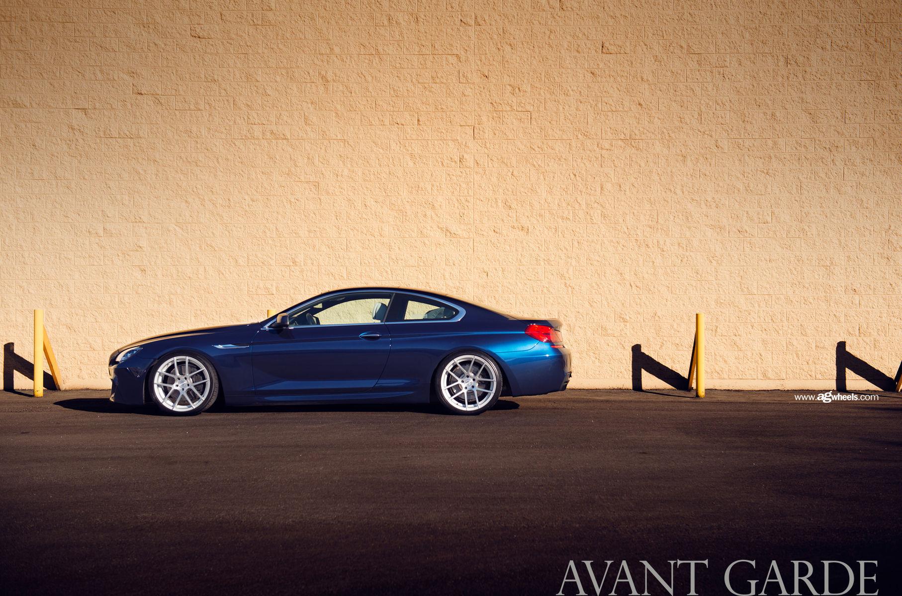 BMW 6 Series   BMW F12 650i