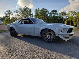 """1969 Ford Mustang 