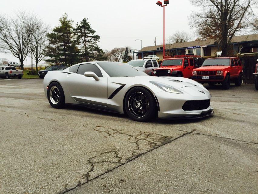 2015 Chevrolet Corvette Stingray | C7